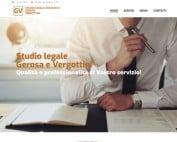 Sito Studio legale Associato Gerosa e Vergottini