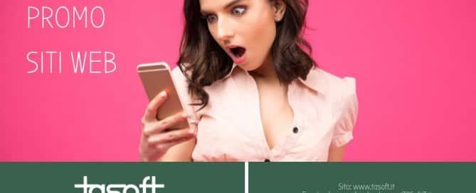 TASoft - Promo Siti Web Novembre 2018